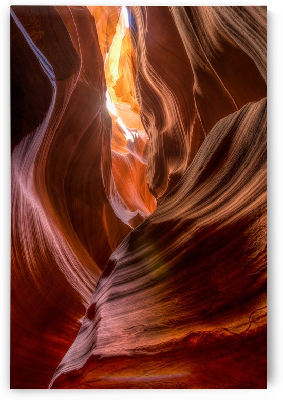 Antelope Canyon 2 by Andrea Spallanzani