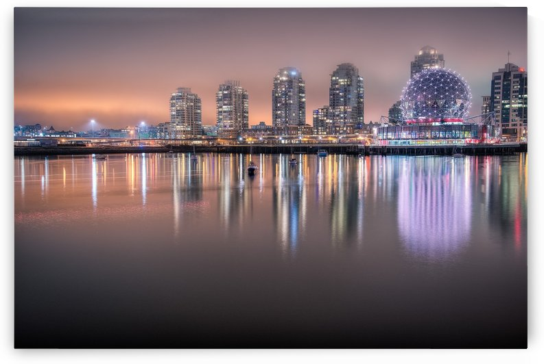 False Creek 2 by Andrea Spallanzani