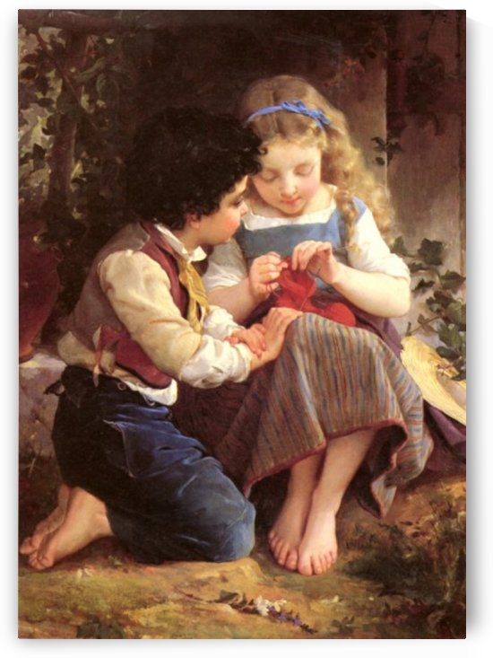 Ein schoenes moment by Emile Munier