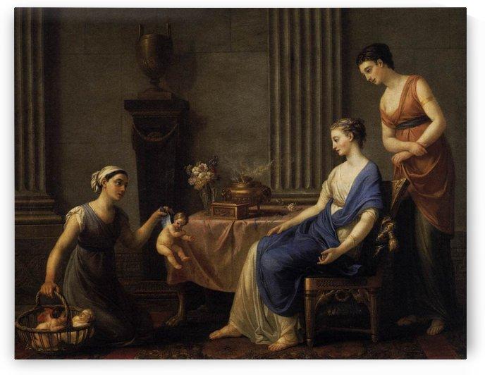 Les Marchandes d'Amours by Joseph-Marie Vien