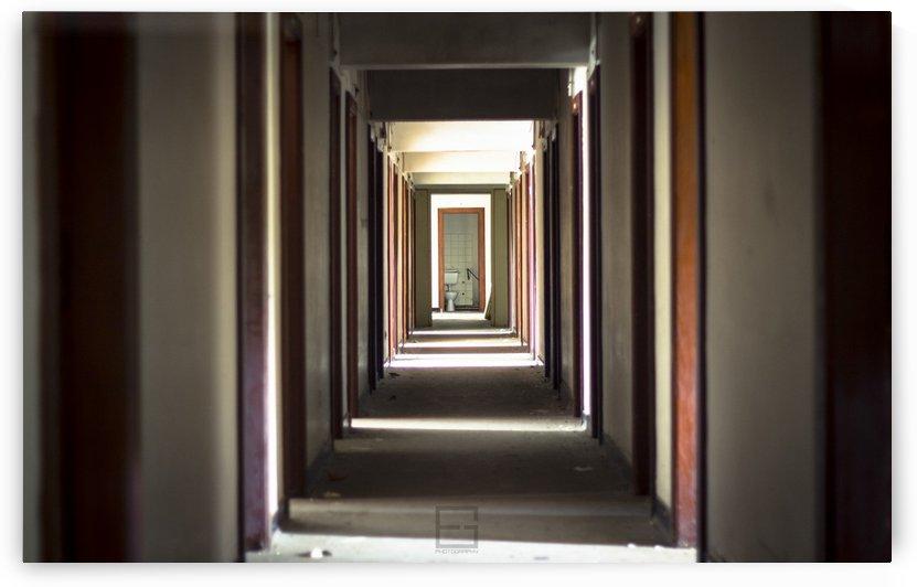 corridor by Emilien Gass