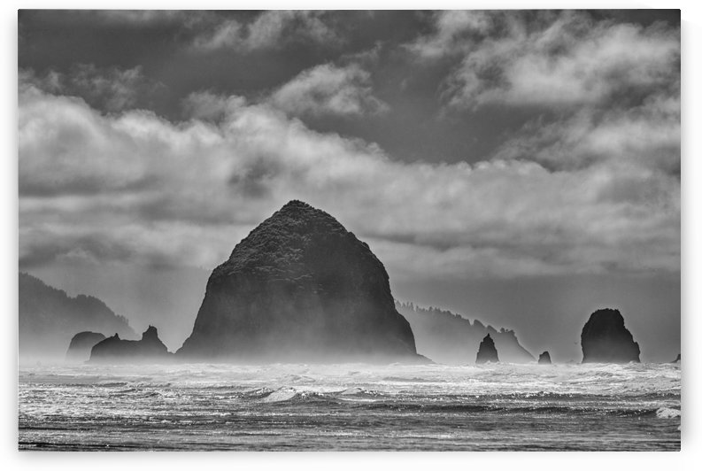 Cannon Beach by Andrea Spallanzani