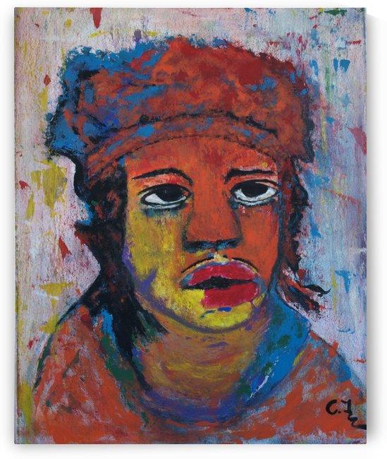 Indian Boy by Crina  Iancau
