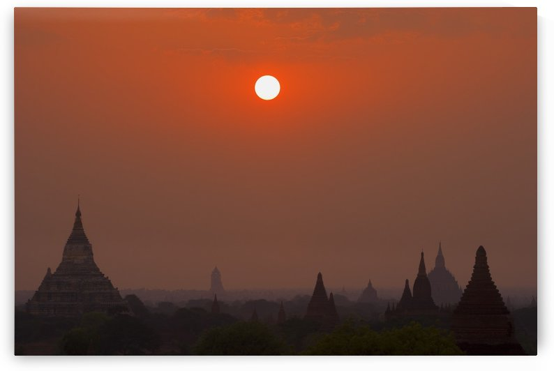 Temples Of Bagan by PacificStock