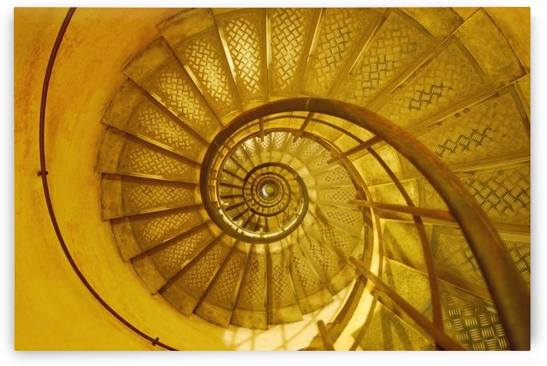 Spiral Staircase by PacificStock
