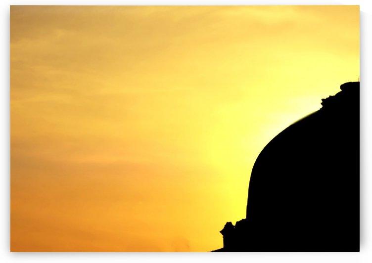 Sunset @ Tomb by Roshan Raj