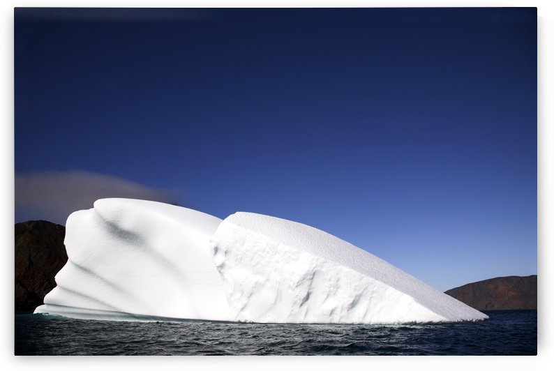 Iceberg In Canadian Arctic by PacificStock