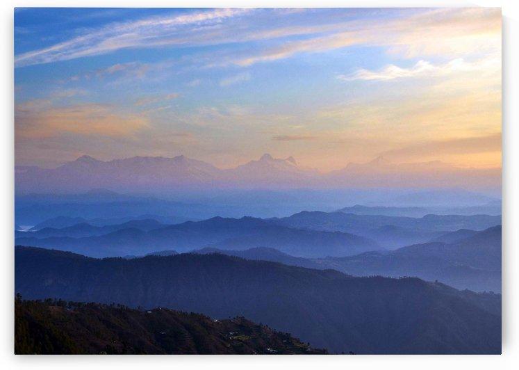 Glorious Hillscape   by Roshan Raj
