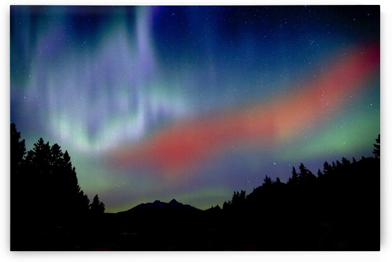 Northern Lights by PacificStock