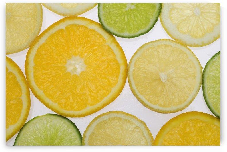 Citrus Slices by PacificStock