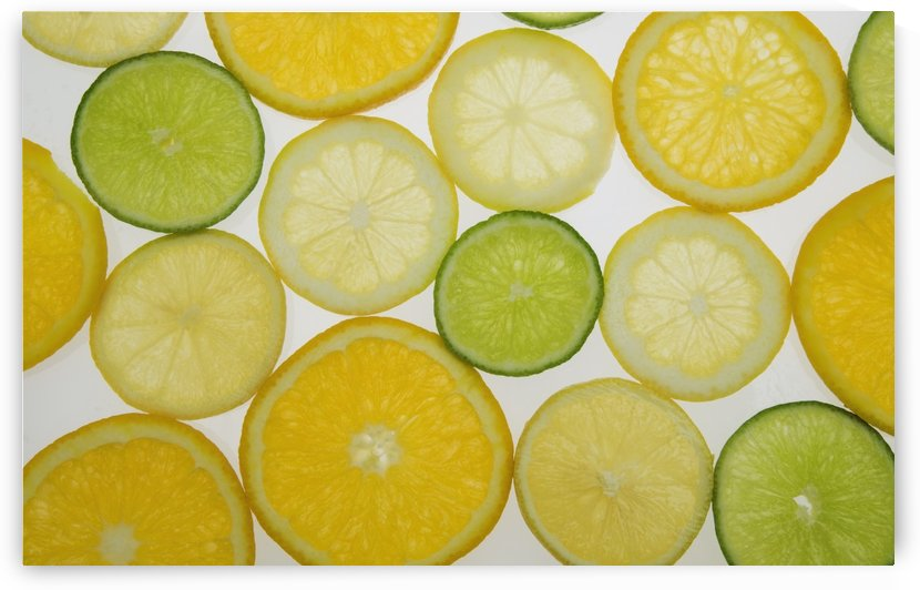 Citrus Slices by PacificStock