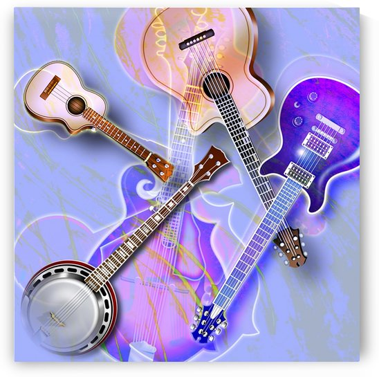 Stringed Instruments by PacificStock