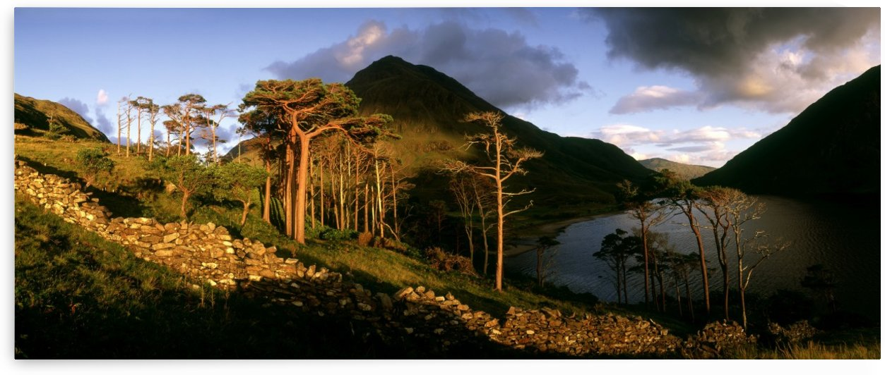 Doo Lough Pass, County Mayo, Ireland by PacificStock