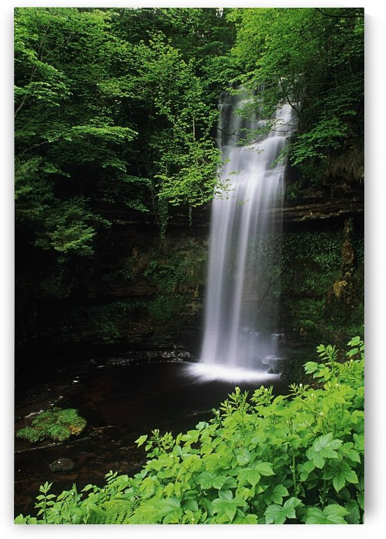 Waterfall, Ireland by PacificStock