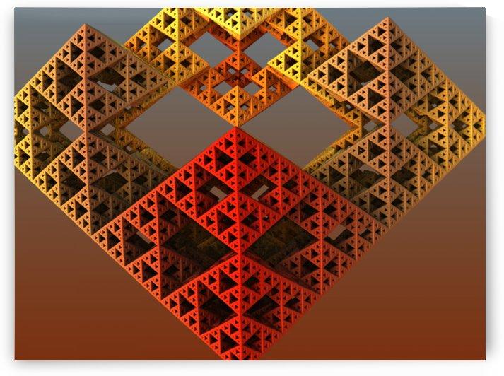 triangles pyramids by Tammy Shook aka Kelra