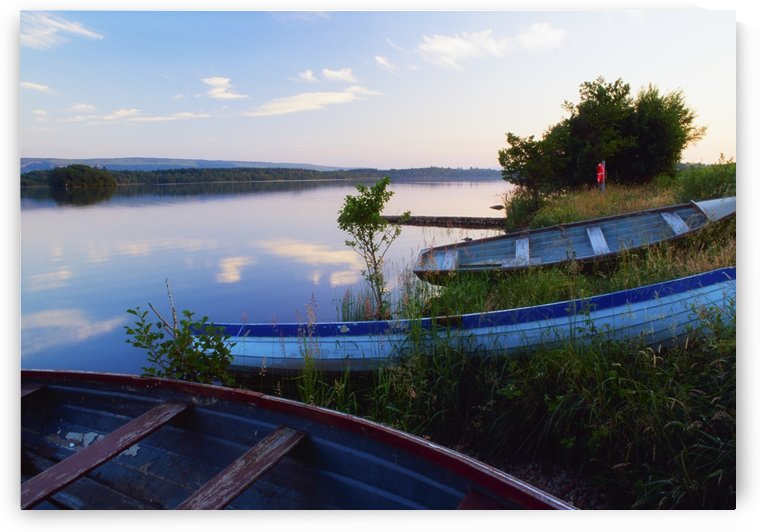 Lough Erne, County Fermanagh, Ireland by PacificStock
