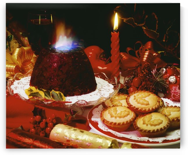 Traditional Christmas Dinner In Ireland; Ireland by PacificStock