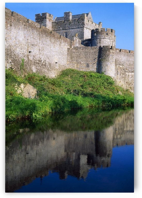 Cahir Castle, River Suir, County Tipperary, Ireland by PacificStock