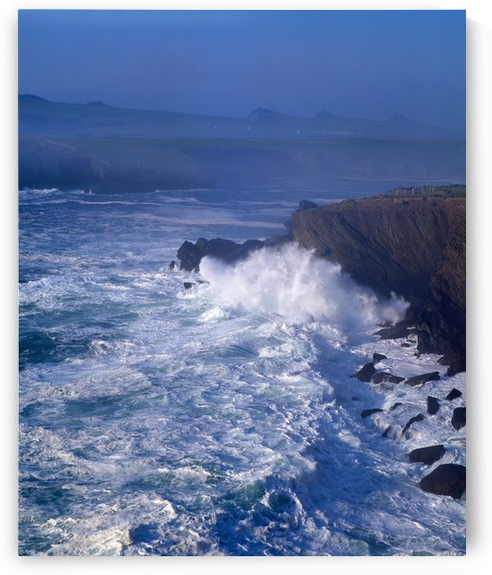 County Kerry, Ireland, Near Ballyferriter by PacificStock