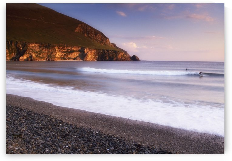 Trawmore Bay, Achill Island, County Mayo, Ireland by PacificStock
