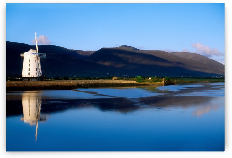 Blennerville Windmill, Tralee, County Kerry, Ireland by PacificStock