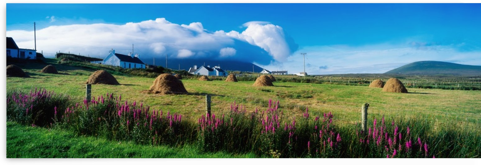 Dooega, Achill Island, County Mayo, Ireland by PacificStock