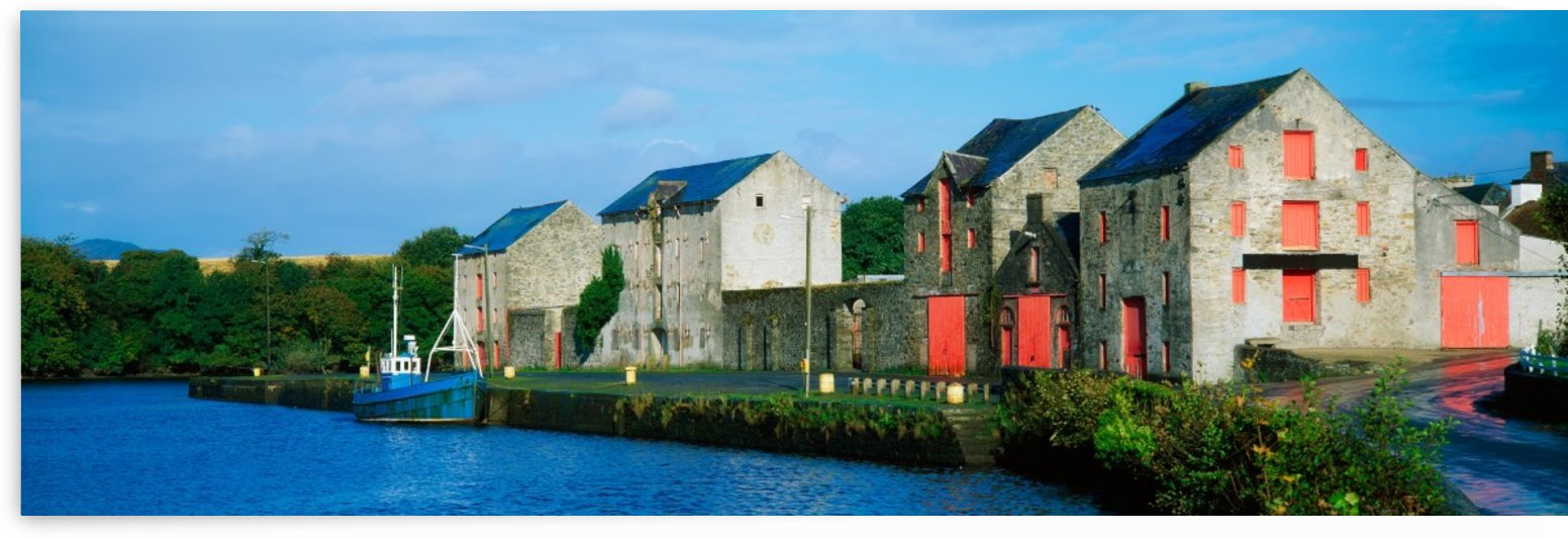 Rathmelton, Co Donegal, Ireland by PacificStock