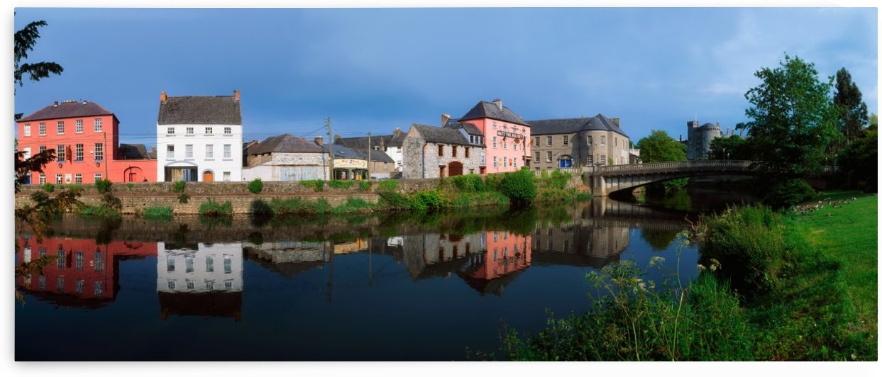 River Nore, Kilkenny, County Kilkenny, Ireland by PacificStock
