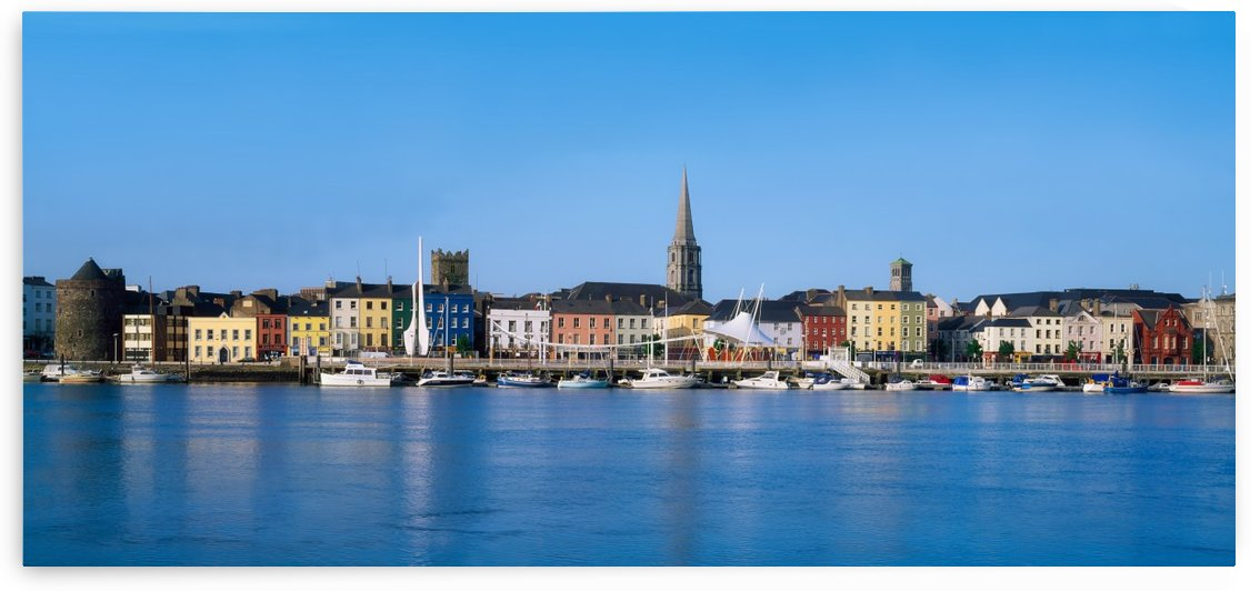 The Quays, Wexford, County Wexford, Ireland by PacificStock