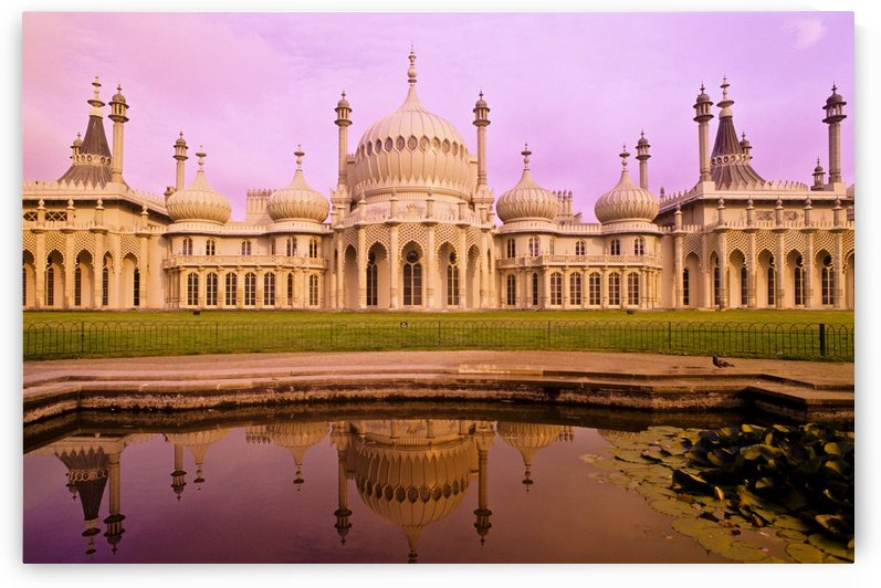 Royal Pavilion, Brighton, England by PacificStock