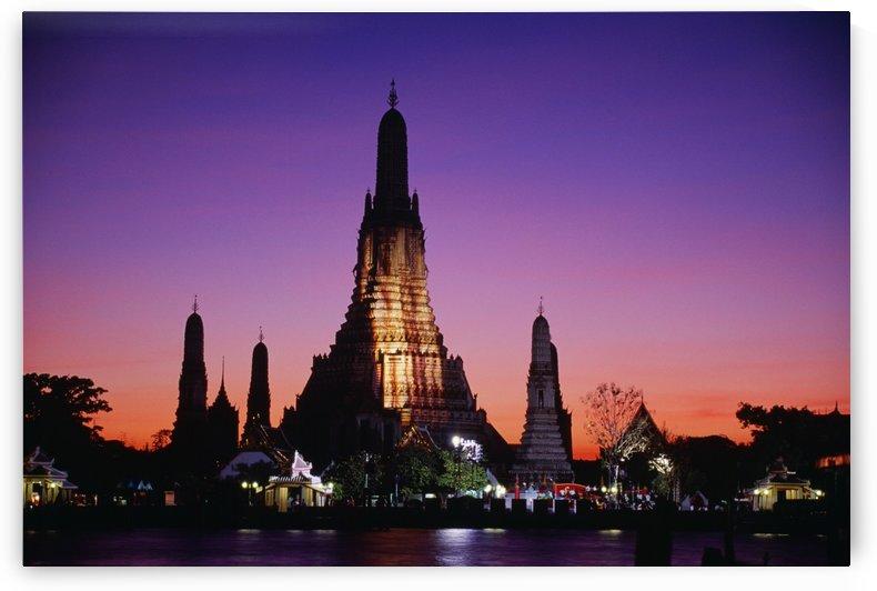 Wat Arun In Bangkok, Thailand by PacificStock