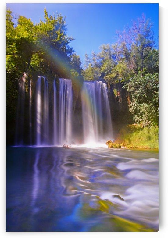 Duden Waterfalls, Antalya, Turkey by PacificStock