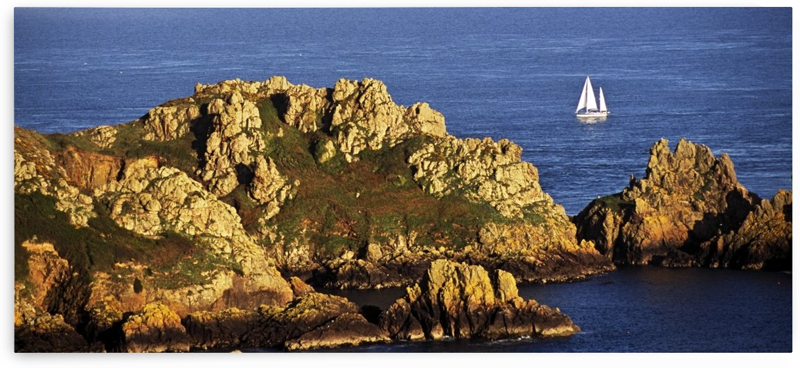 Channel Islands, Atlantic Ocean by PacificStock
