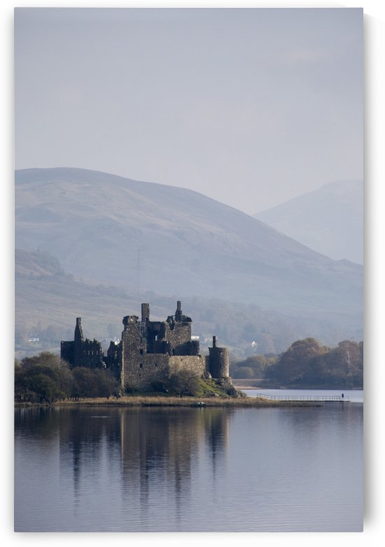 Kilchurn Castle, Scotland by PacificStock
