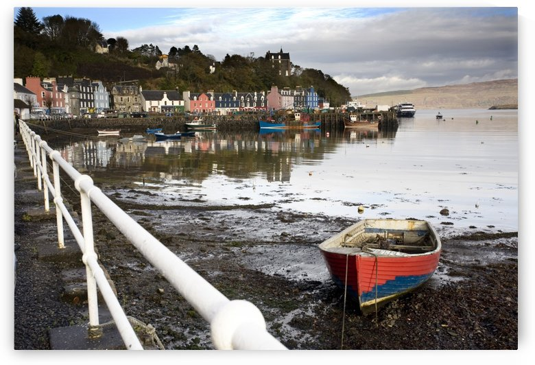 Tobermory, Isle Of Mull, Scotland by PacificStock