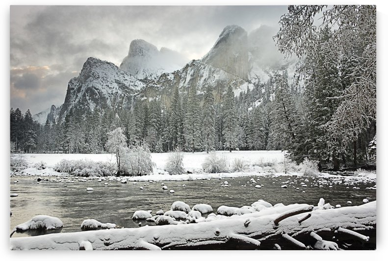 Yosemite National Park, California, Usa by PacificStock