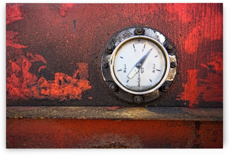 Gas Gauge by PacificStock