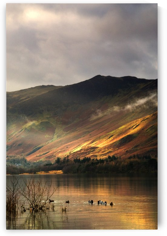 Lake In Cumbria, England by PacificStock