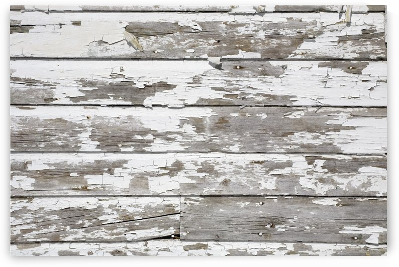 Paint Peeling Off Wood by PacificStock