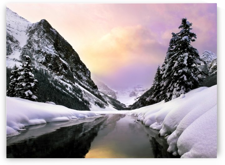 Lake Louise, Banff National Park, Alberta, Canada by PacificStock