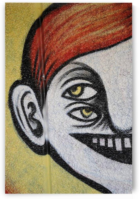 Half face by Luigi Petro