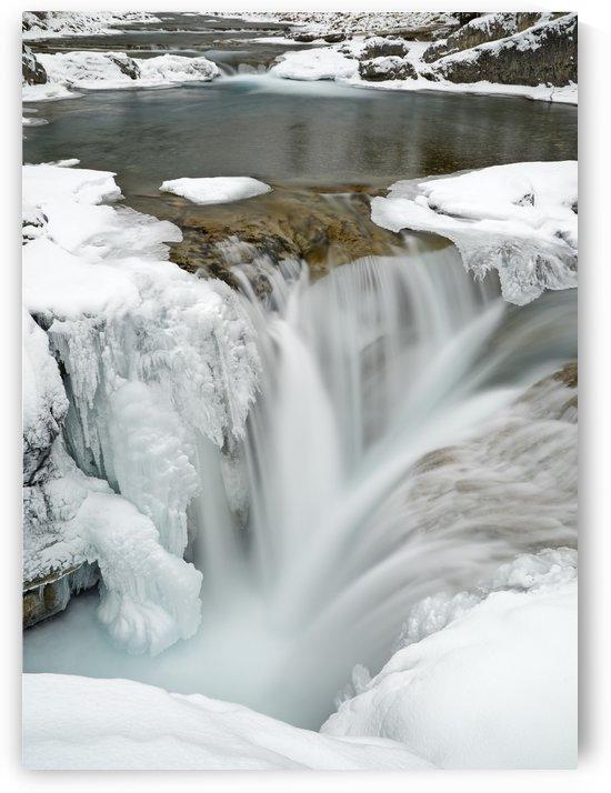 Elbow Falls, Kananaskis, Alberta by PacificStock