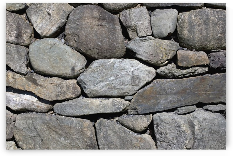 Stone Wall by PacificStock