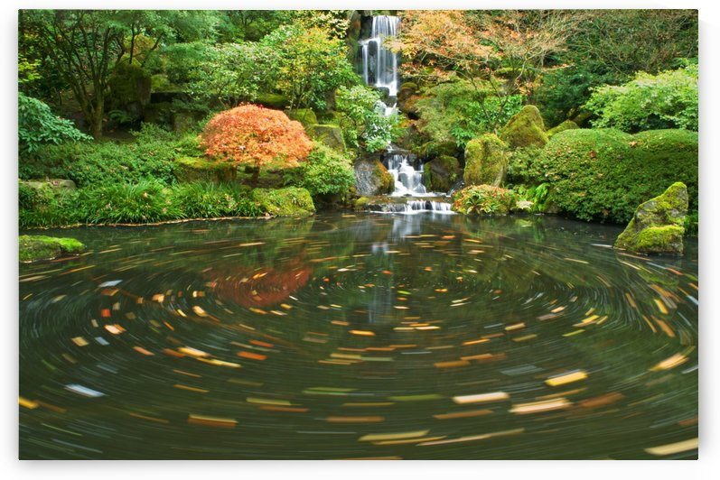 Pond, Oregon, United States Of America by PacificStock