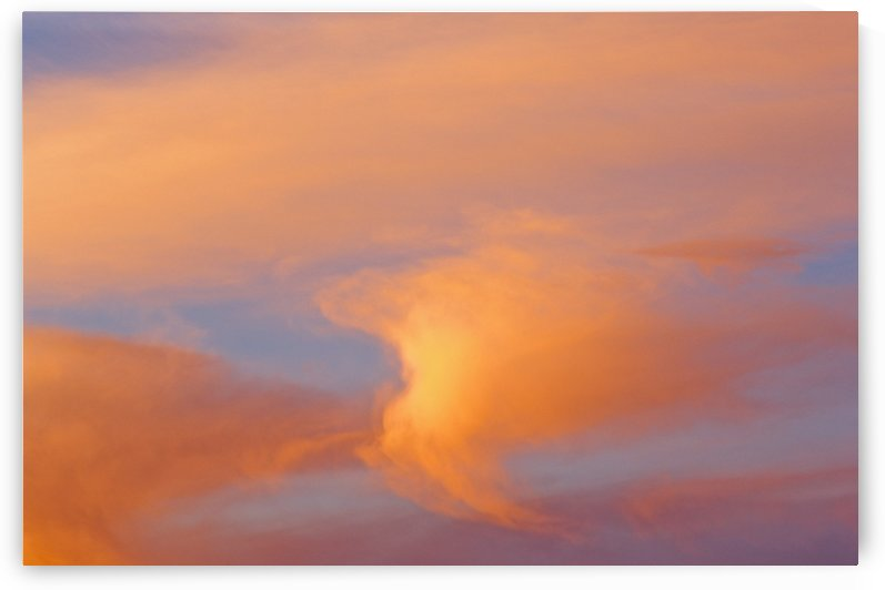 Clouds At Sunrise by PacificStock