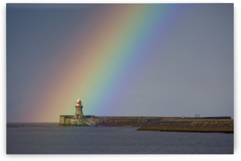 Rainbow, Tyne And Wear, England by PacificStock