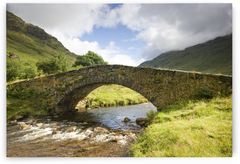Stone Bridge, Scotland by PacificStock