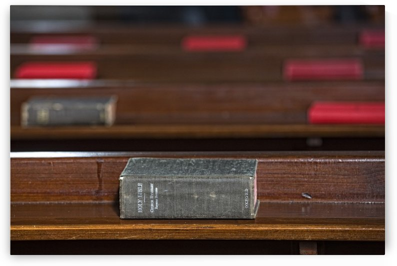 Old Bible by PacificStock