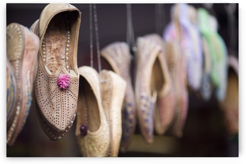 Shoes On Display by PacificStock