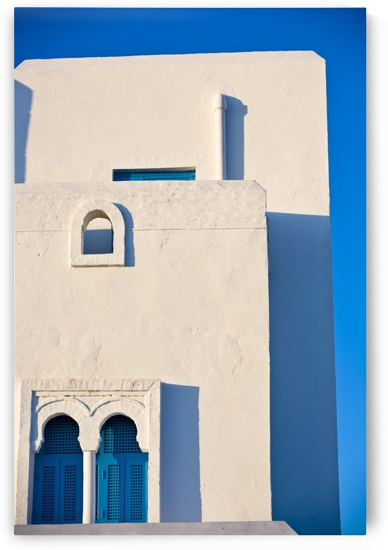 Building, Kairouan, Tunisia, Africa by PacificStock